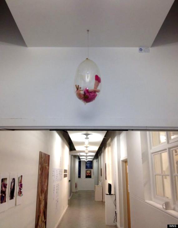 ian watkins art
