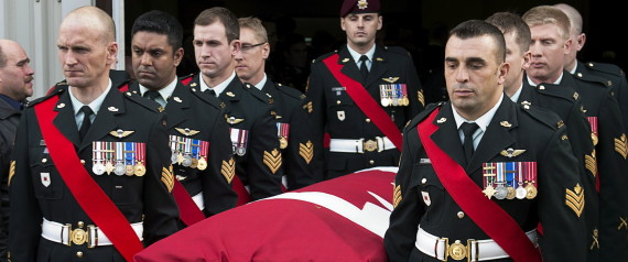 government canada supports military families
