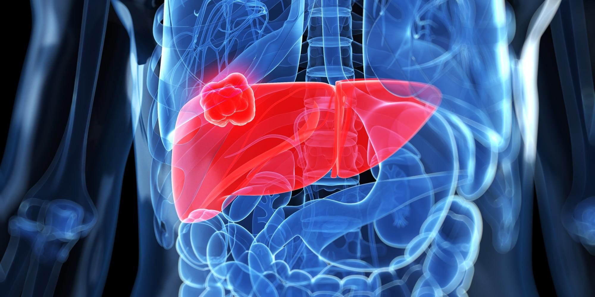 Se deixar de beber um fígado diminuirá