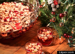 Christmas Punches From Around the World