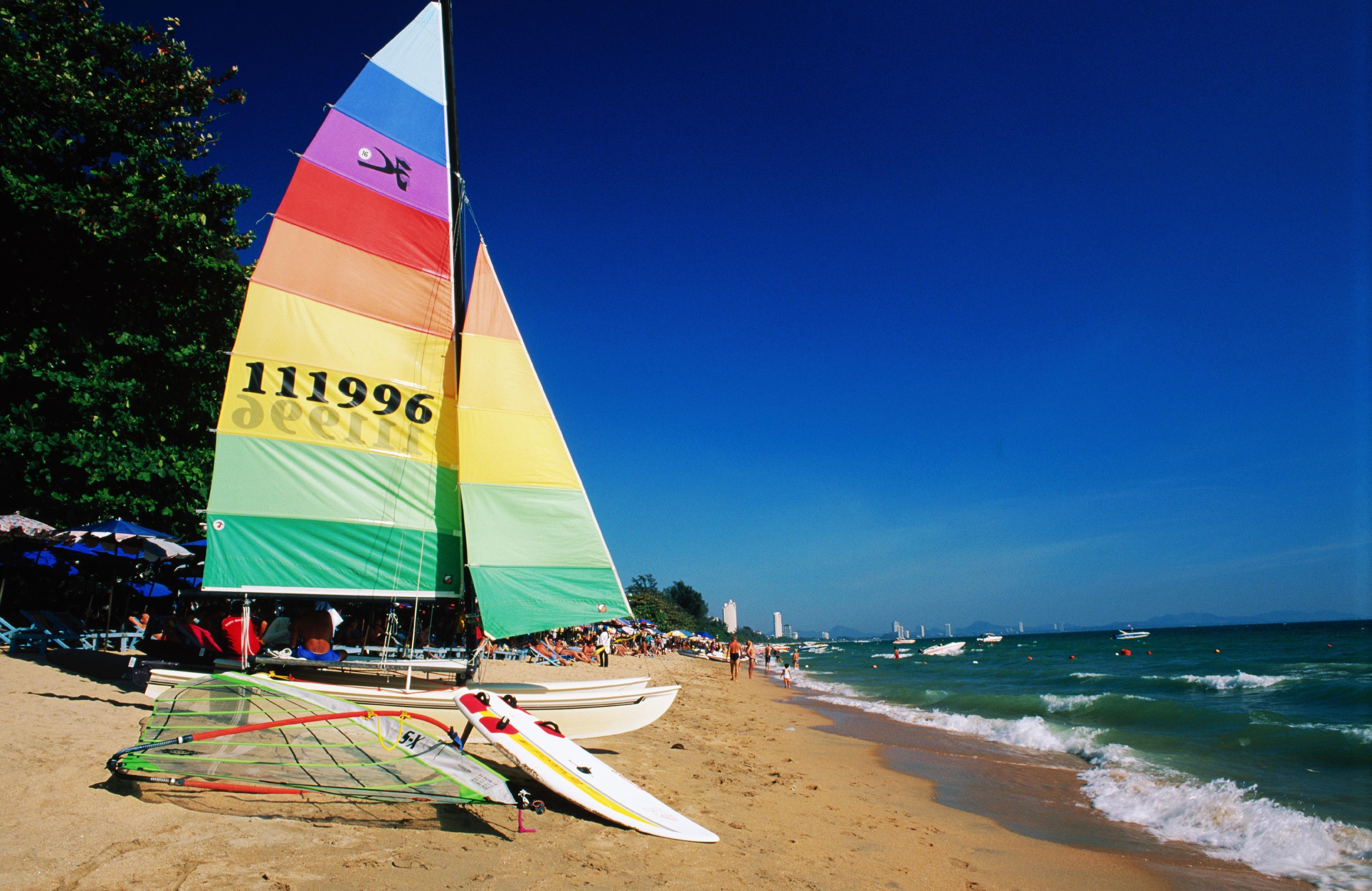 catamaran thailand