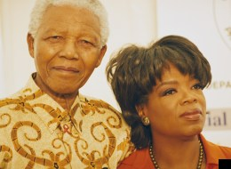 Oprah: Nelson Mandela 'Will Always Be My Hero'