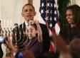 Obama Celebrates End Of Hanukkah At White House