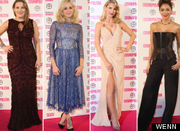 Cosmopolitan Women Of The Year Awards Red Carpet