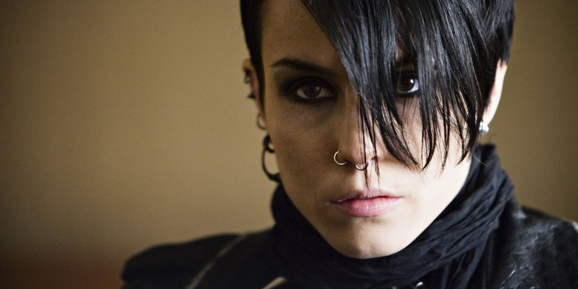 Girl with dragon tattoo noomi rapace think, that