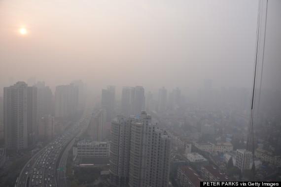 shanghai december