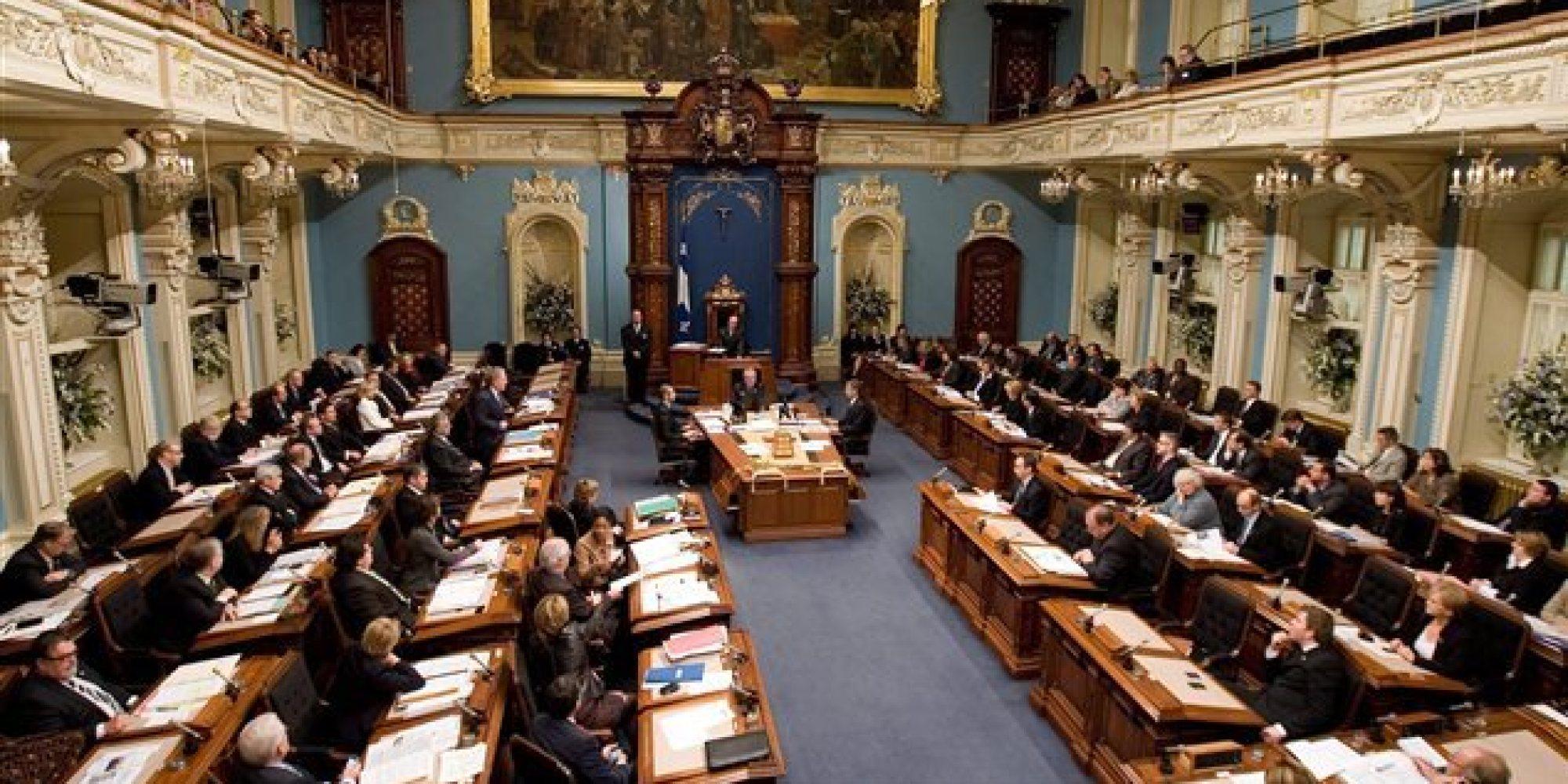 Québec rend hommage aux victimes de Polytechnique (VIDÉOS)