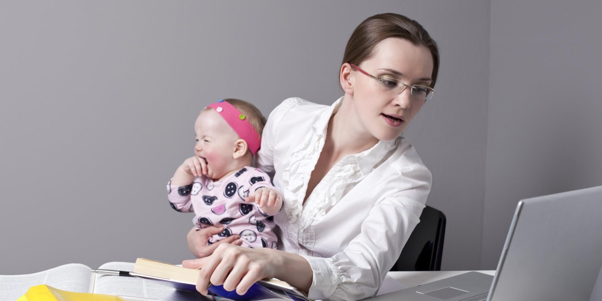 parent working parents dilemma happy workaholic things lists re come should