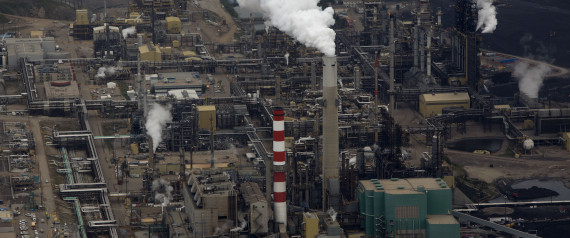 oilsands environmental impact