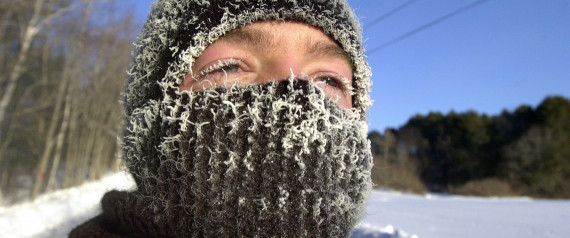 FROST FACE