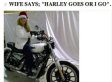 Husband Told To Choose Between Wife And Harley Is Selling Both On Craigslist