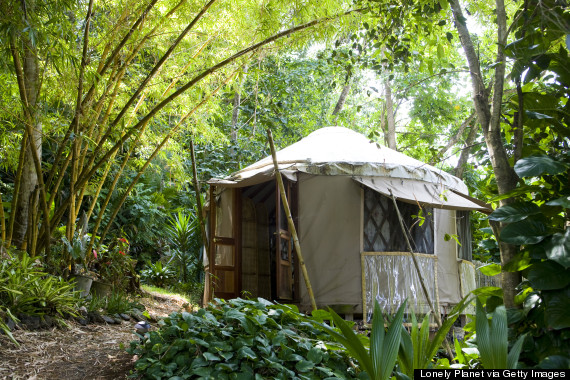 yurt hawaii