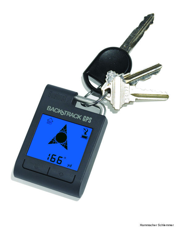 gps homing device