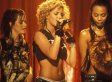 Zoe Saldana Rates Britney Spears' Acting Ability In 'Crossroads'