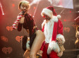 Miley Cyrus' Jingle Ball Performance Of '#Getitright' Features Santa Twerking And Plenty Of Glitter