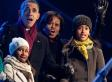 We Caught The Obamas Mid-Christmas Carol... And It Was Too Cute