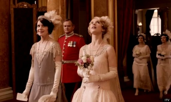 FIRST TRAILER: 'Downton Abbey' Gets Royal Outing In Christmas ...