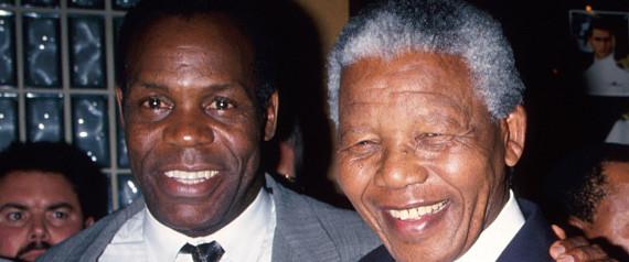 DANNY GLOVER NELSON MANDELA