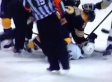 Shawn Thornton Punches Brooks Orpik: Penguins Defenseman Stretchered Off Ice vs. Bruins (VIDEO)