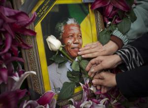 South Africa Nelson Mandela