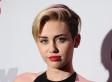 Miley Cyrus Debuts Short Bob Hairdo At KROQ Almost Acoustic Christmas