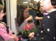 Kate Middleton Fist Bumps Child In Adorably Unscripted Moment (VIDEO)
