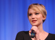 Jennifer Lawrence Goes Casual For 'American Hustle' Academy Screening