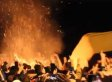 Couch Burning, Fires, Arrests In East Lansing After Michigan State's Big Ten Title Win (VIDEO/PHOTOS)