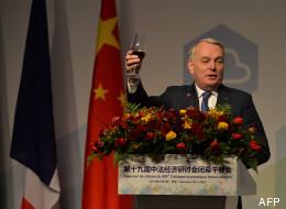 Ayrault scelle une visite aigre-douce en Chine