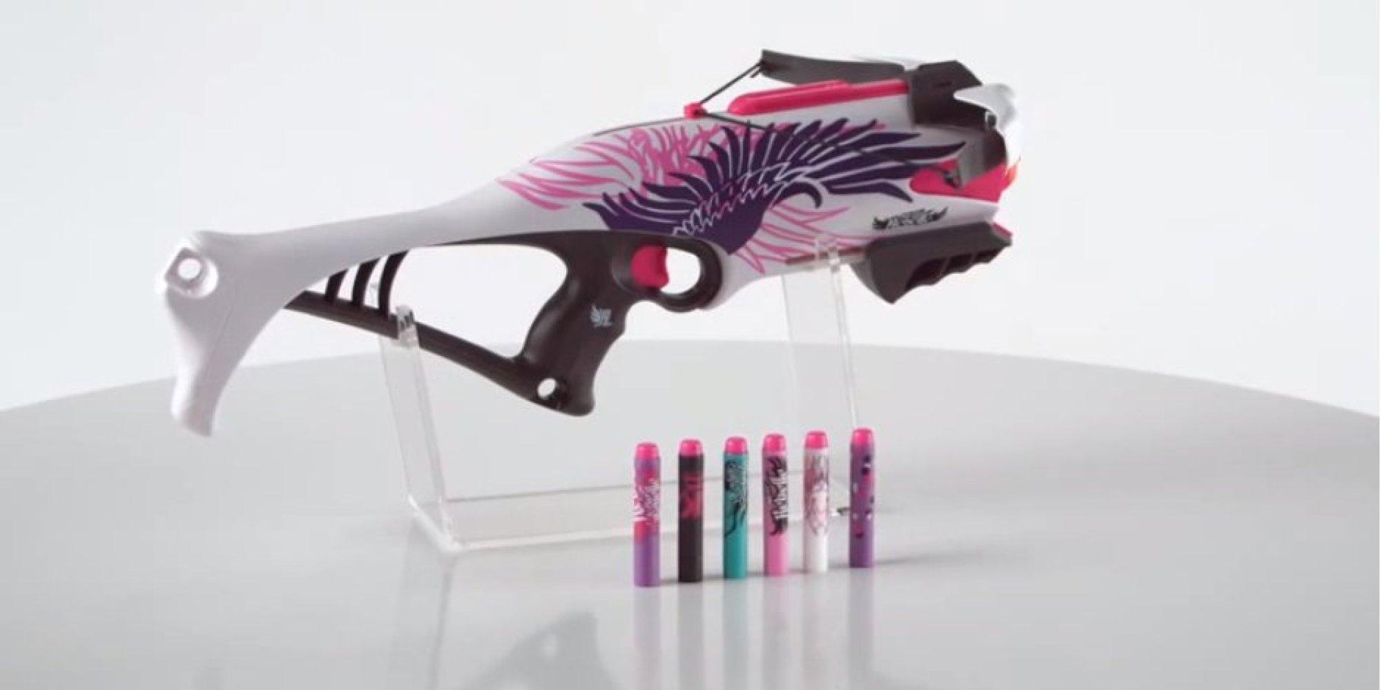 Nerf Boys Toys For Girls : Are nerf s rebelle archery toys for girls sexist huffpost