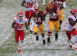 Redskins Fans Flee Stadium After Miserable First Half Against Chiefs (PHOTOS)