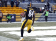Steelers' Sideline Woes Continue As Antonio Brown Steps Out Of Bounds Before Miracle Touchdown (VIDEO)