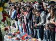 Paul Walker Memorial In California Draws Thousands