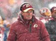 Mike Shanahan Doesn't Refute Qutting Report After Redskins' Blowout Loss To Chiefs