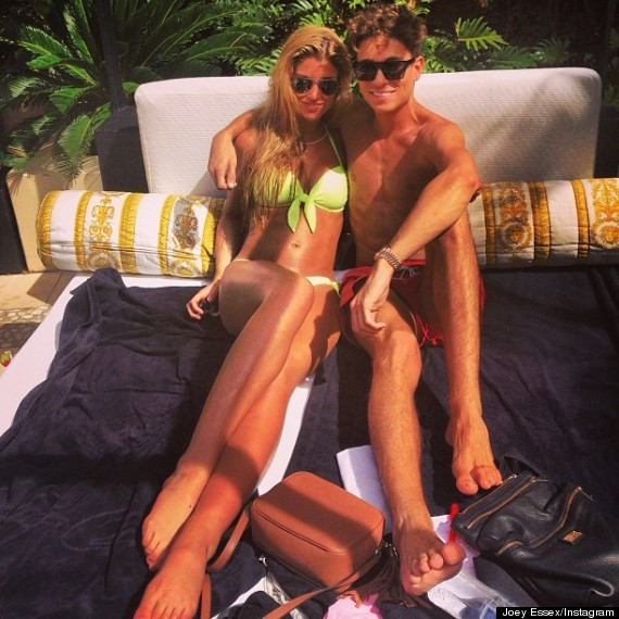 joey essex amy willerton