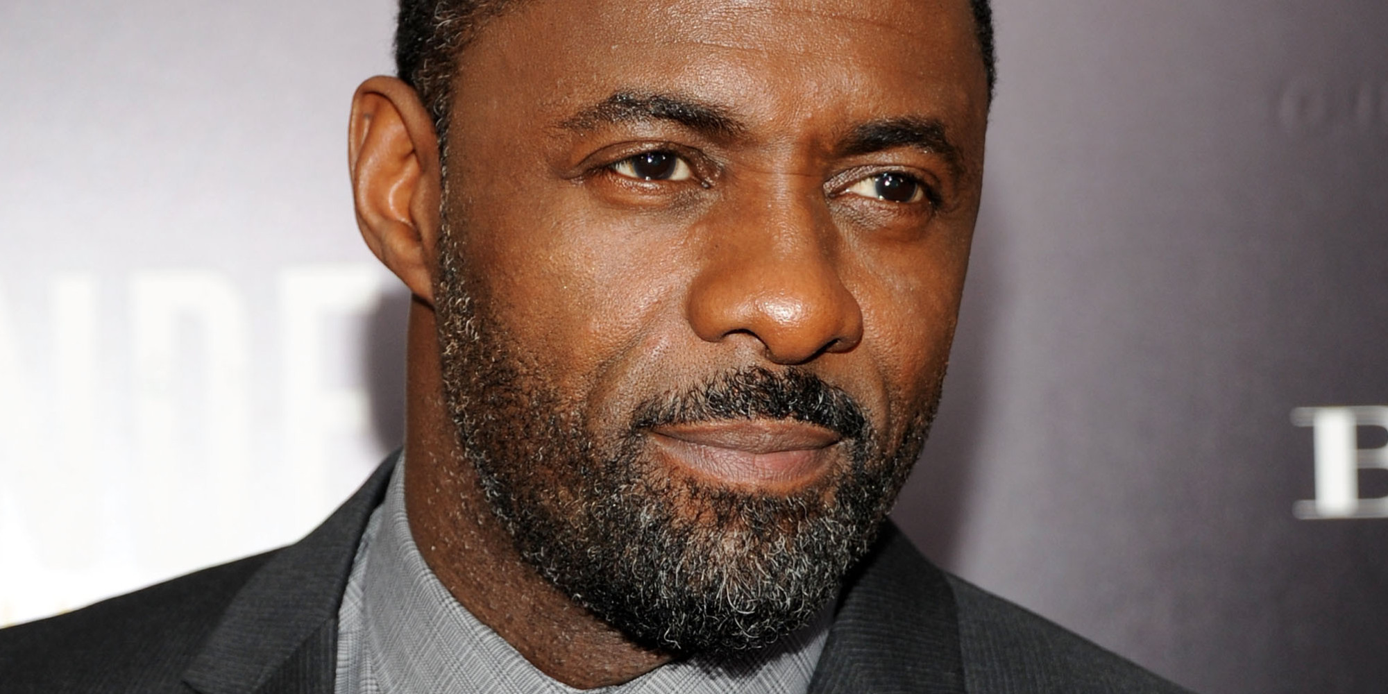 The 45-year old son of father Winston Elba and mother Eve Elba, 190 cm tall Idris Elba in 2018 photo