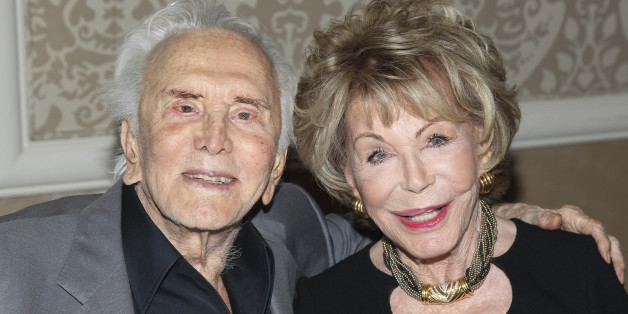 kirk douglas 100th birthday celebration