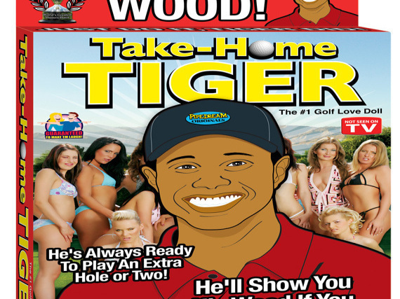 Tiger Woods Lawyers Sex Toy Shutdown