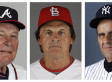 Joe Torre, Tony La Russa, Bobby Cox Elected To Baseball Hall Of Fame