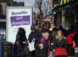 One Person Forced Onto Housing Benefit Every Five Minutes