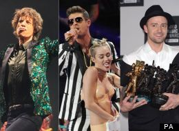 WATCH: The Top 10 Music Moments Of 2013!
