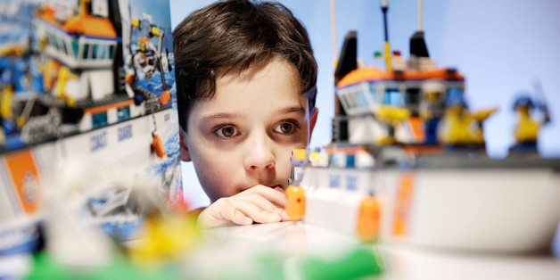 Images A Brechtian Destruction of the Joy of Lego: Breaking the Fourth Wall for 10-Year-Olds Everywhere 1