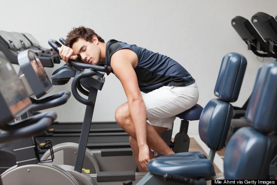 muscles sleep