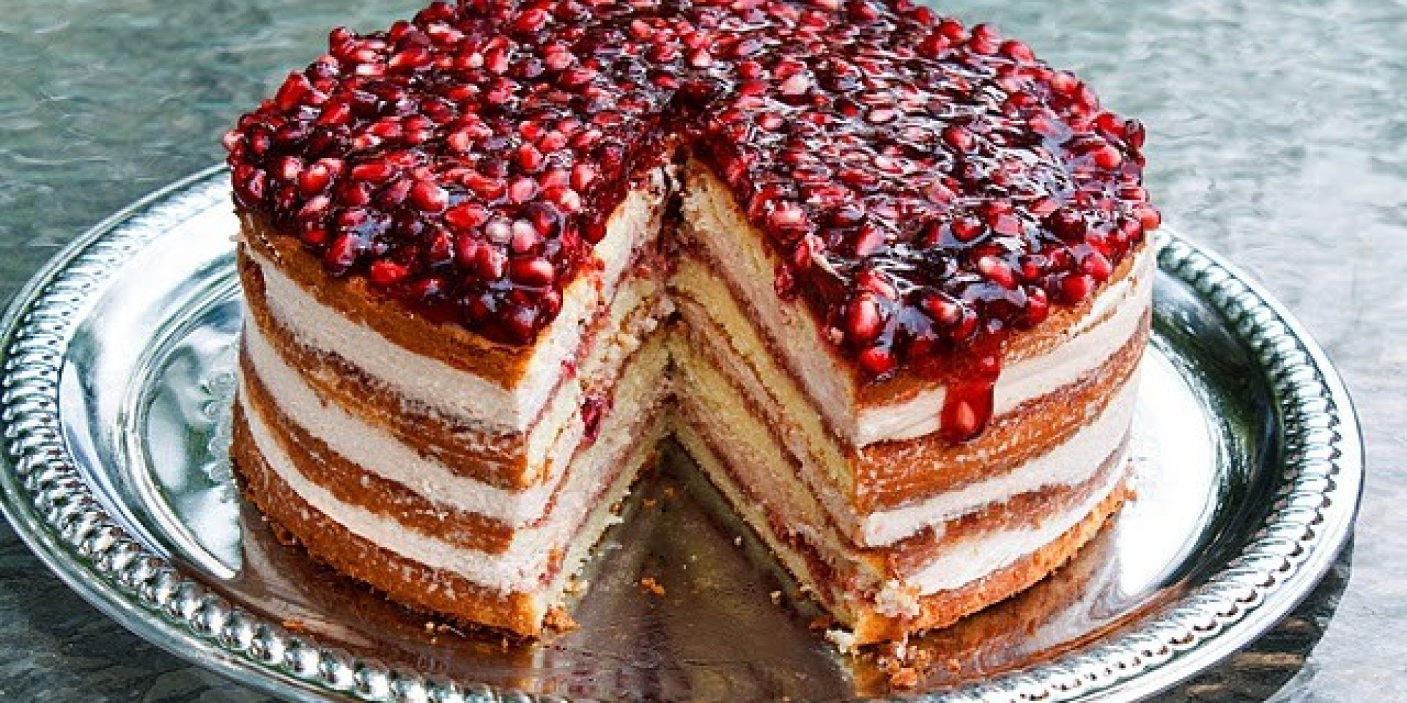 The most stunning christmas dessert recipes ever photos for Pics of christmas desserts