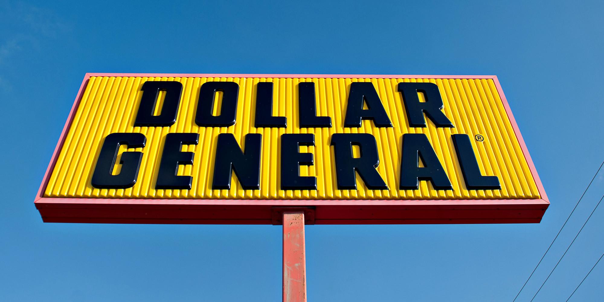 Dollar General Logo 2013 Ralph Nader: Dollar Ge...