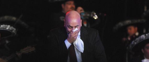 Lupillo Rivera: 'Serenata de Respeto' para Jenni Rivera en imágenes