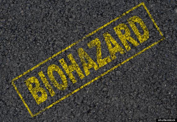 bio hazardous waste