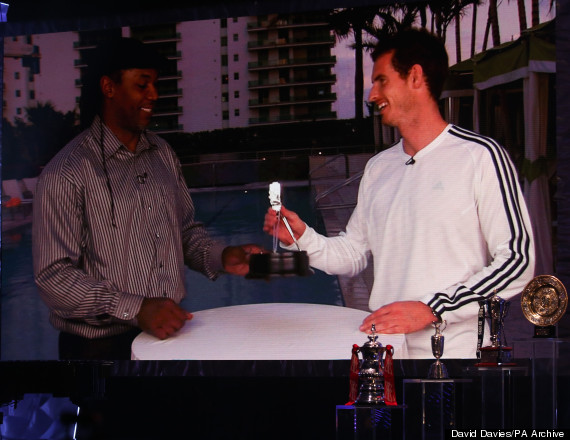 andy murray lennox lewis