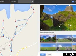 Make Your Own Google Street View Map