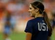 U.S. Soccer Star Alex Morgan Engaged To MLS's Servando Carrasco (PHOTOS)